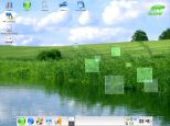 SUSE Linux 9.1 personal の起動直後の画面